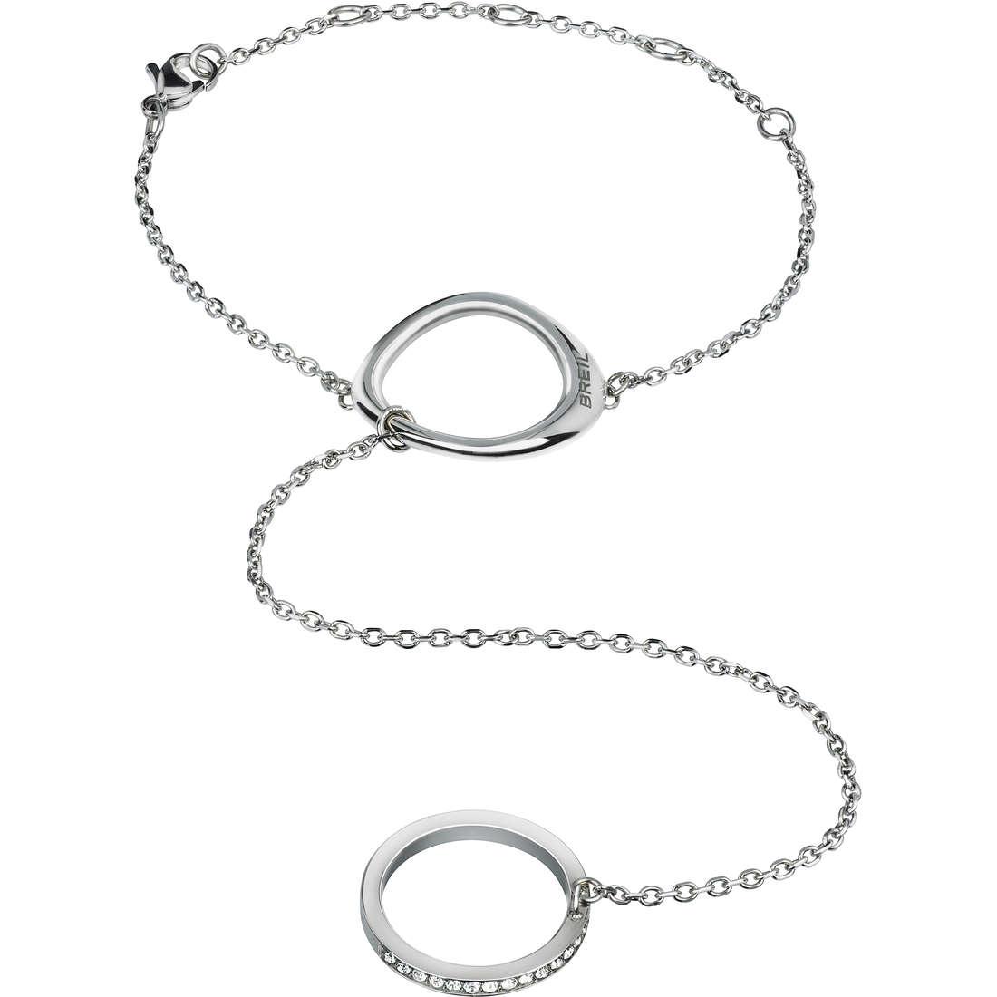 bracciale donna gioielli Breil Mezzanotte TJ1898