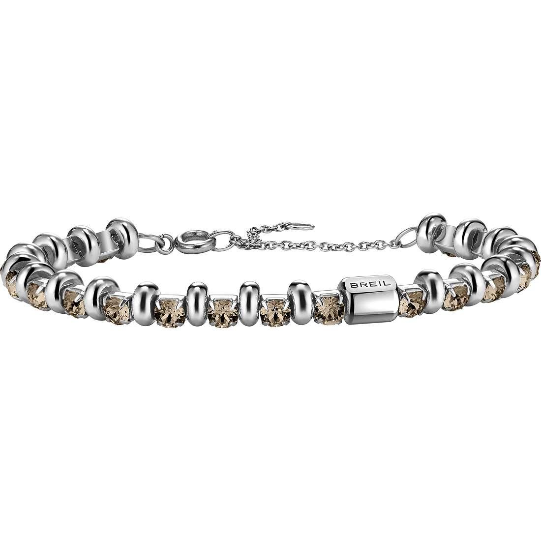 bracciale donna gioielli Breil Rolling Diamonts TJ1449