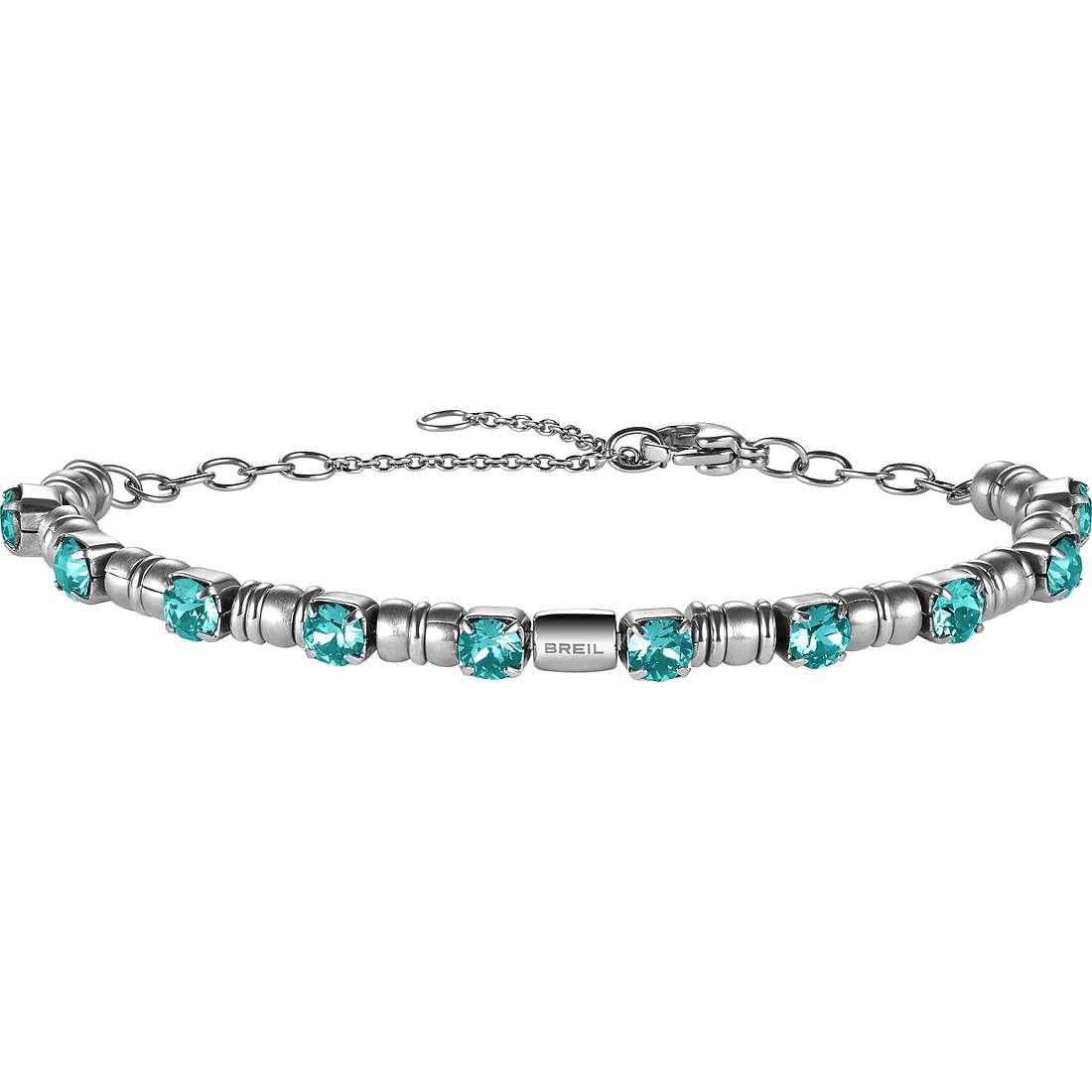 bracciale donna gioielli Breil Rolling Diamonts TJ1603