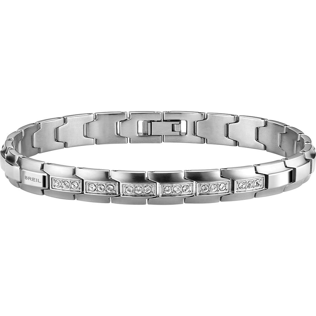 bracciale donna gioielli Breil Smooth TJ1577