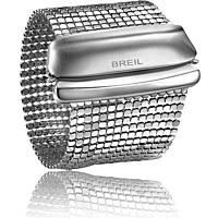 bracciale donna gioielli Breil Steel Silk TJ1267