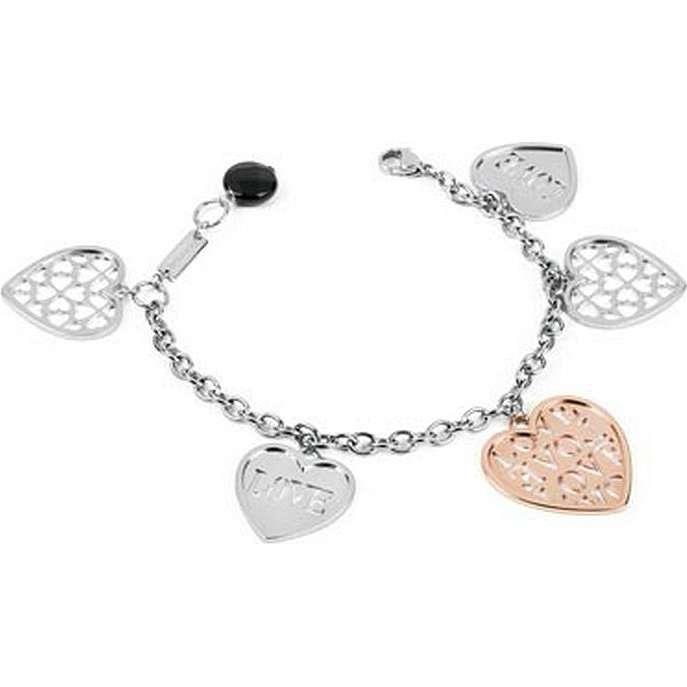 bracciale donna gioielli Brosway Lovecharm BLH04