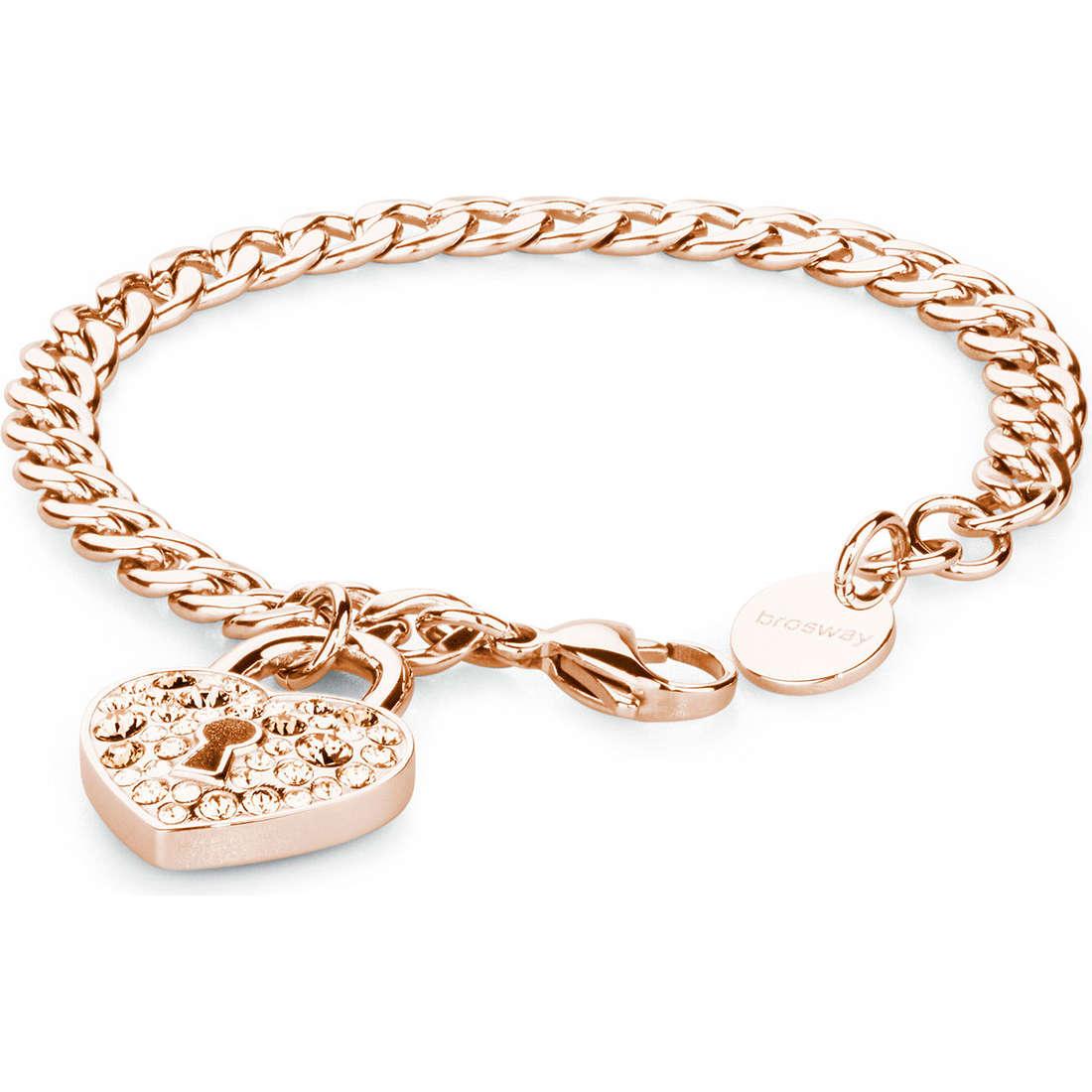 bracciale donna gioielli Brosway Private BPV19