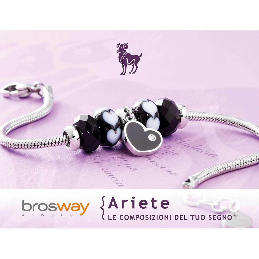 bracciale donna gioielli Brosway Tres Jolie Mini BTJMZ01