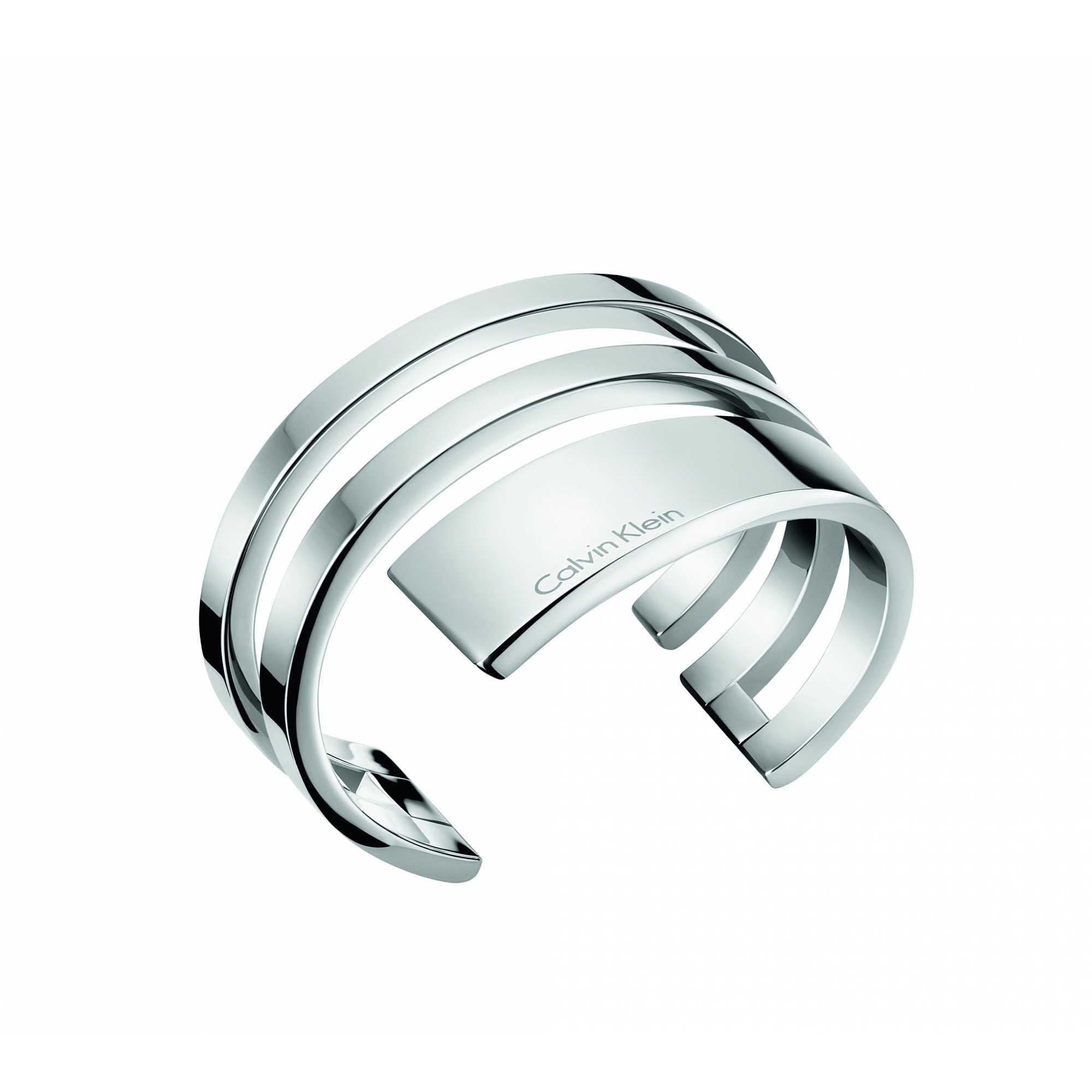 ee68e8d7f6e45f bracciale donna gioielli Calvin Klein Beyond KJ3UMF00010S bracciali ...