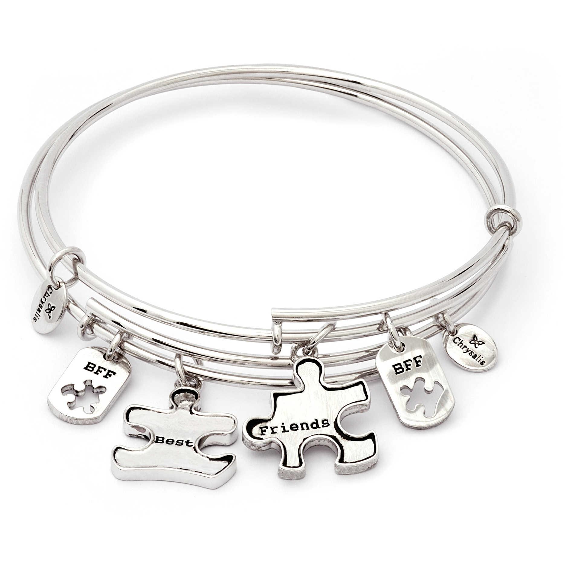 nuovi stili 5f942 95976 bracciale donna gioielli Chrysalis Amicizia CRBT1902SP ...