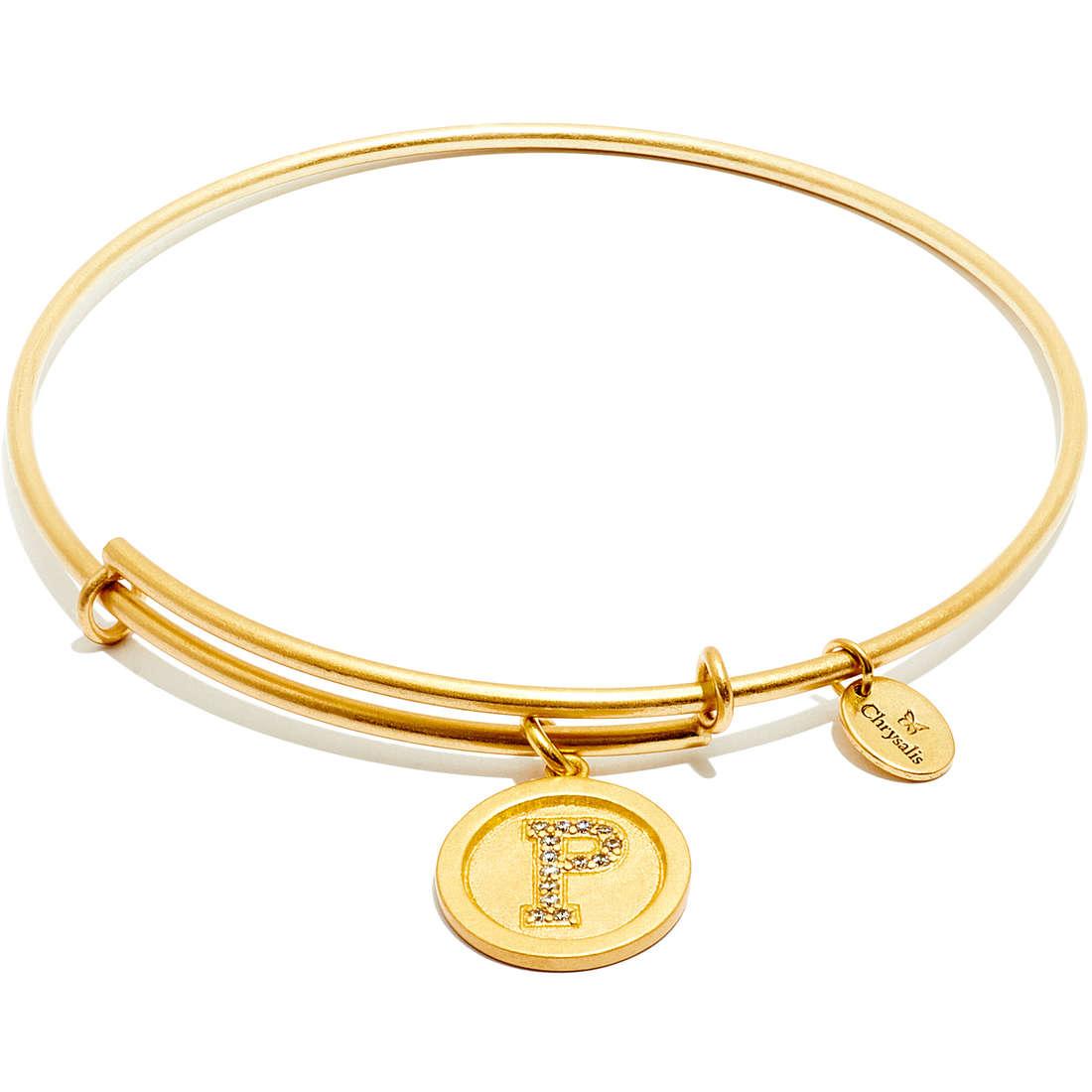 bracciale donna gioielli Chrysalis CRBT05PGP