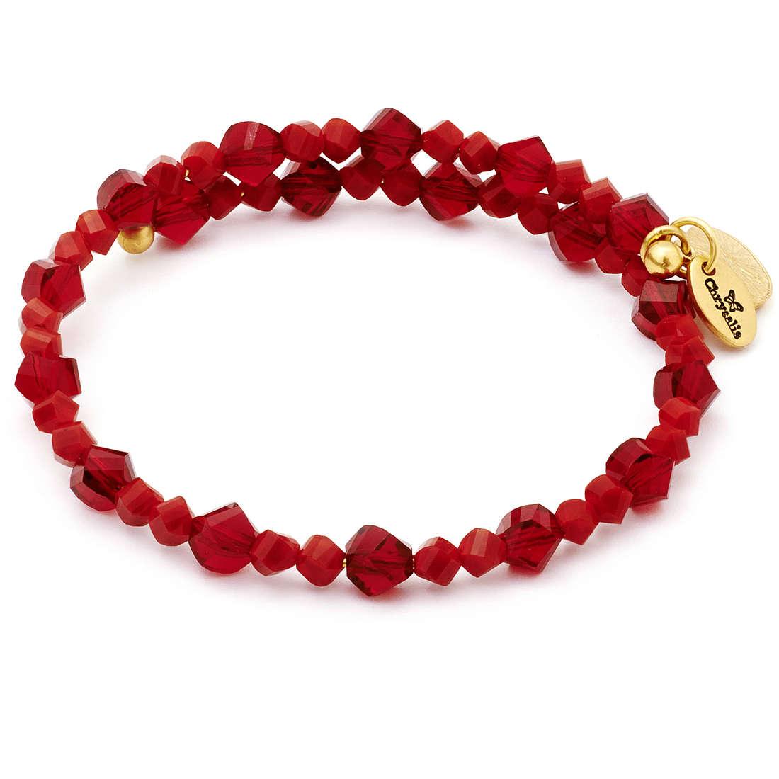 bracciale donna gioielli Chrysalis CRBW0013GPRED
