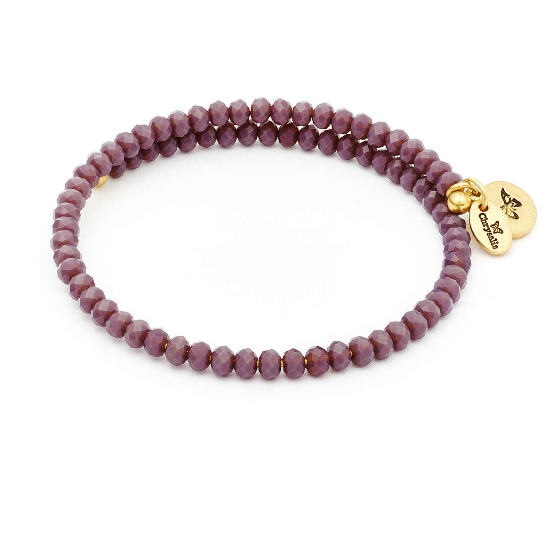 bracciale donna gioielli Chrysalis CRBW0015GPAMET