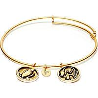 bracciale donna gioielli Chrysalis Fiori CRBT0205GP
