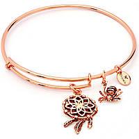 bracciale donna gioielli Chrysalis Incantata CRBT1808RG