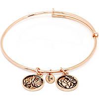 bracciale donna gioielli Chrysalis Serenity CRBT0306RG