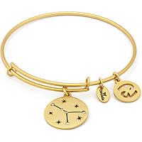 bracciale donna gioielli Chrysalis Zodiaco CRBT1304GP