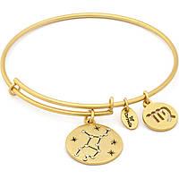 bracciale donna gioielli Chrysalis Zodiaco CRBT1306GP