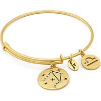 bracciale donna gioielli Chrysalis Zodiaco CRBT1307GP