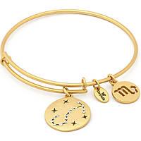 bracciale donna gioielli Chrysalis Zodiaco CRBT1308GP