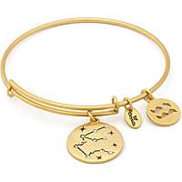 bracciale donna gioielli Chrysalis Zodiaco CRBT1311GP