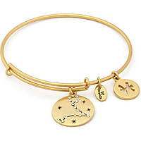 bracciale donna gioielli Chrysalis Zodiaco CRBT1312GP