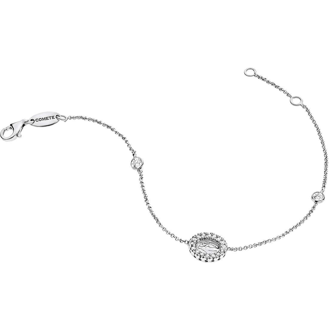bracciale donna gioielli Comete Argento 925 BRA 118