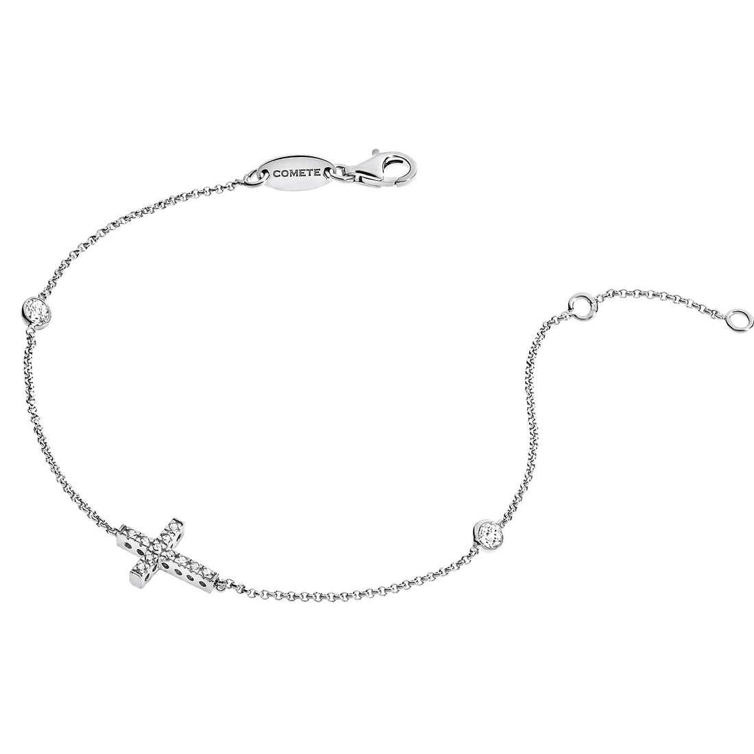 bracciale donna gioielli Comete Argento 925 BRA 119