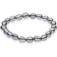 bracciale donna gioielli Comete Fantasie di perle BBQ 123