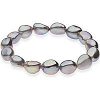 bracciale donna gioielli Comete Fantasie di perle BBQ 125