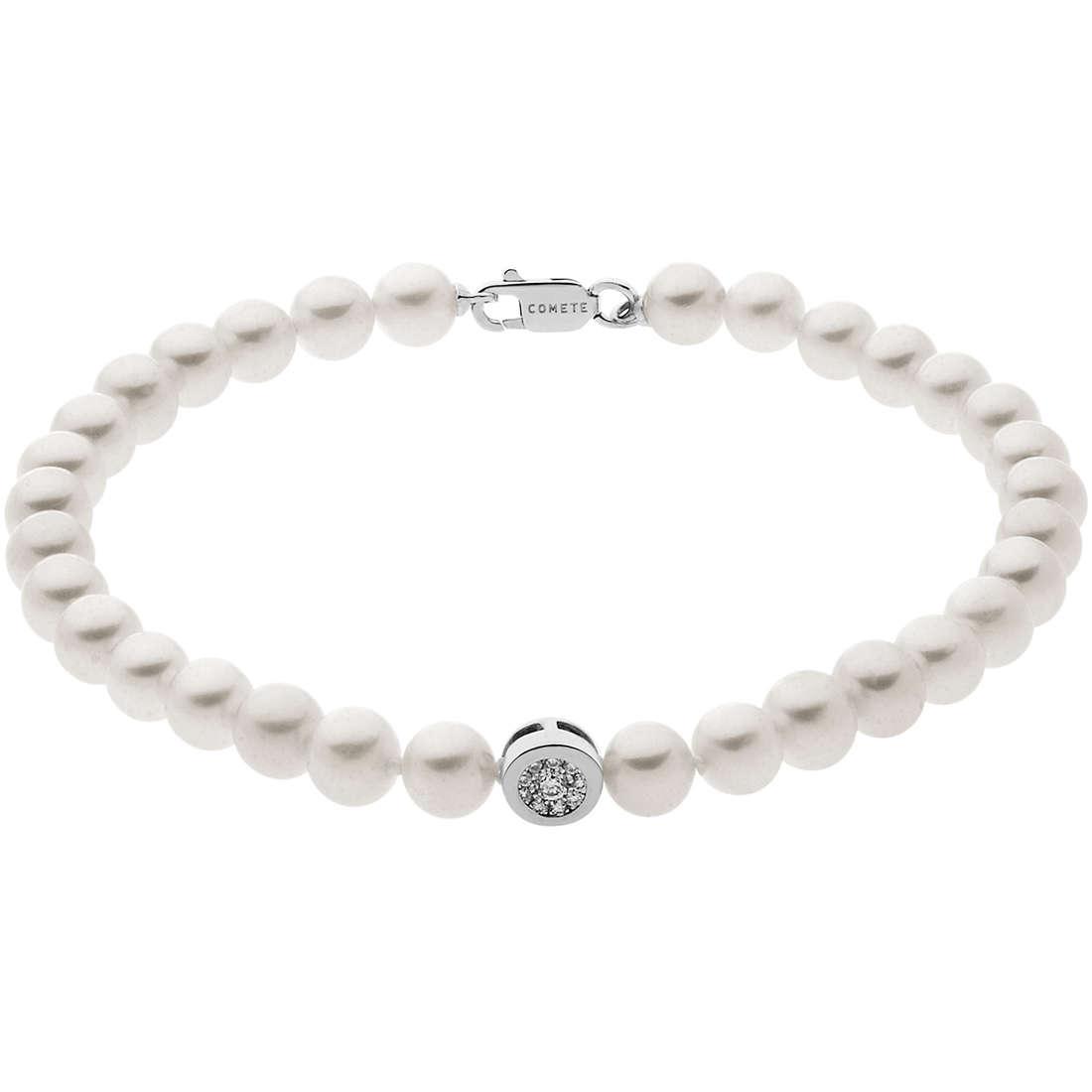 bracciale donna gioielli Comete Fantasie di perle BRQ 246