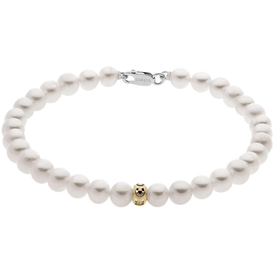 bracciale donna gioielli Comete Fantasie di perle BRQ 250 R