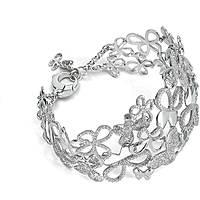 bracciale donna gioielli Comete Farfalle BRA 133
