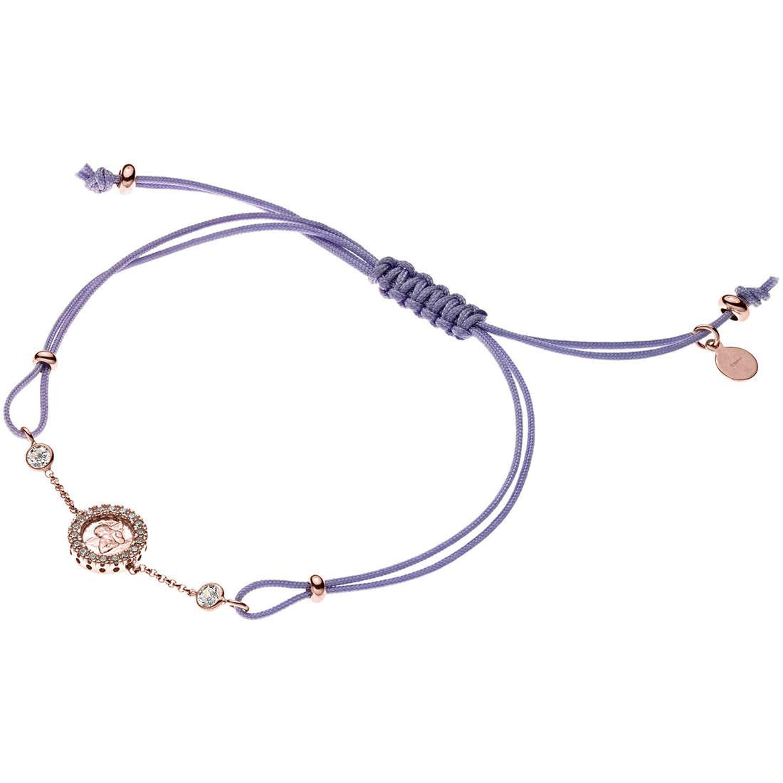 bracciale donna gioielli Comete Holy BRA 129