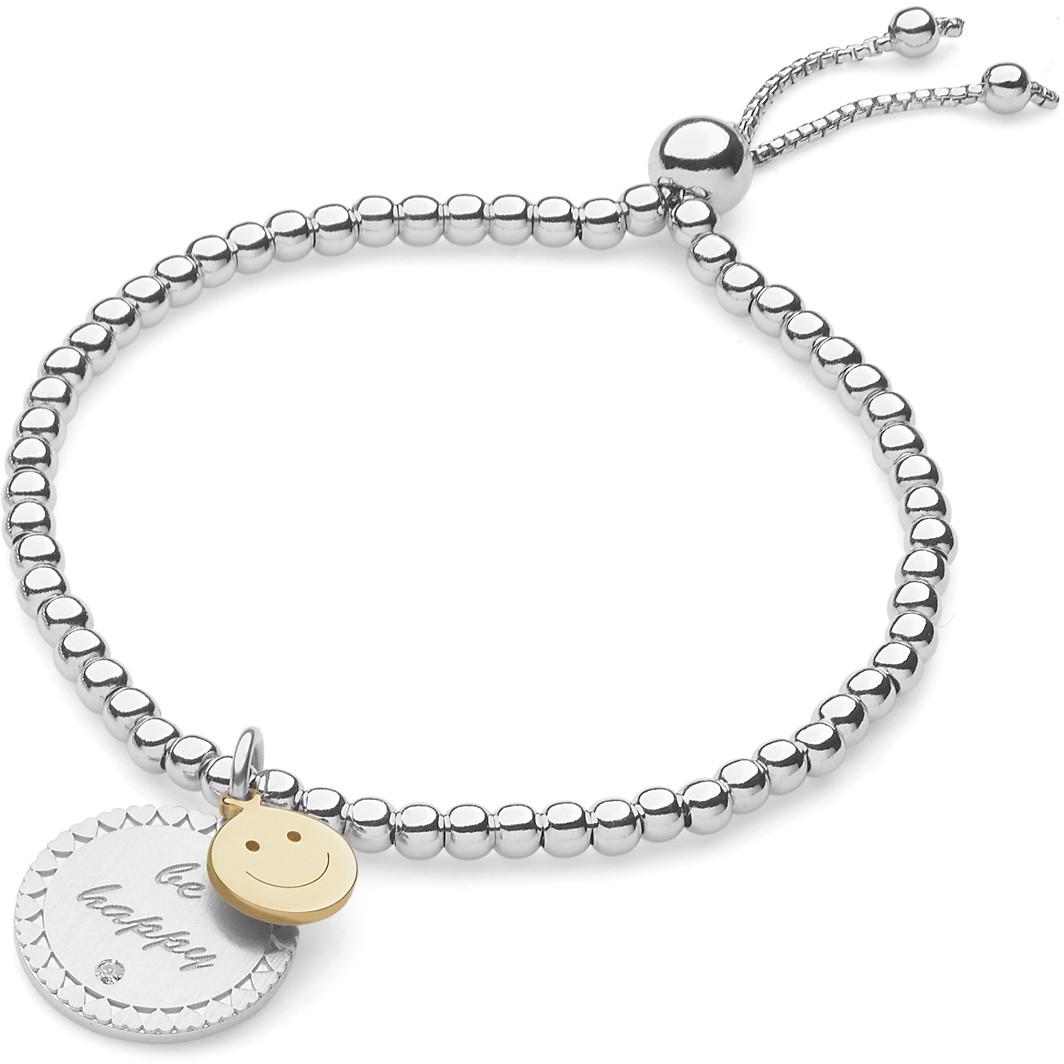 bracciale donna gioielli Comete Love Tag BRA 143