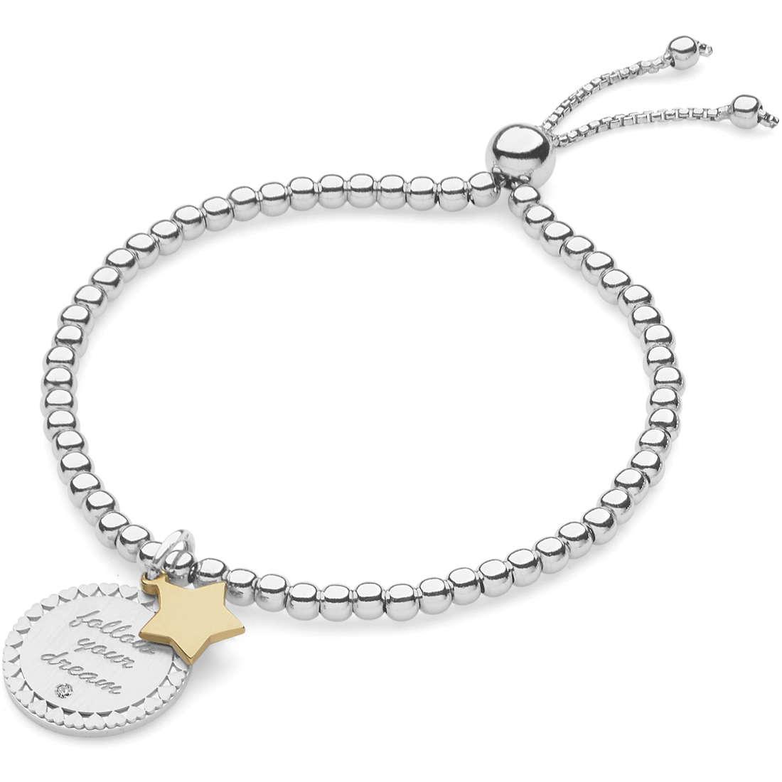 bracciale donna gioielli Comete Love Tag BRA 144