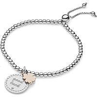 bracciale donna gioielli Comete Love Tag BRA 145