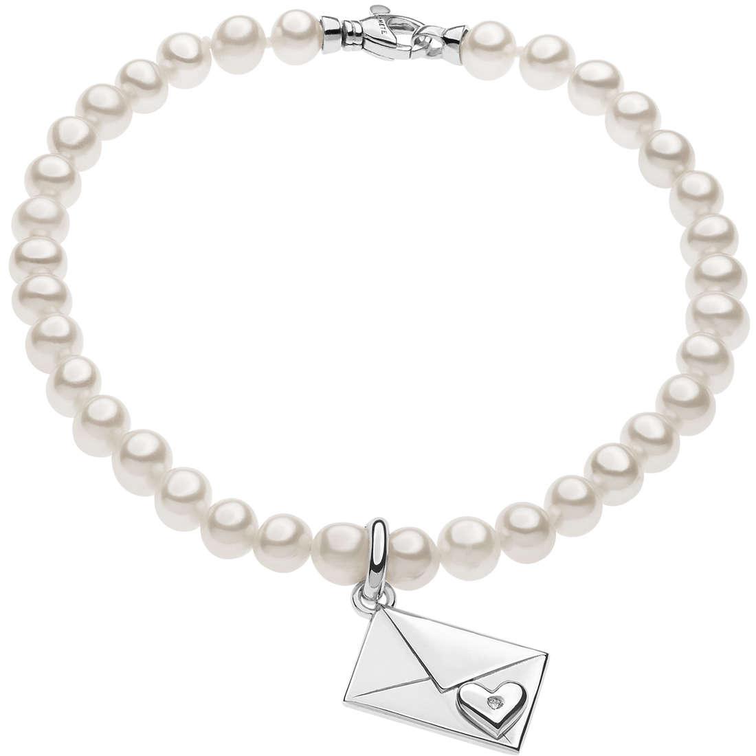 bracciale donna gioielli Comete Pensieri Preziosi BRQ 214
