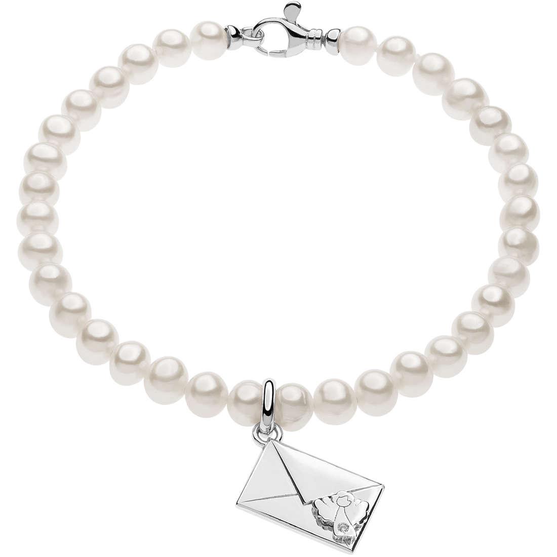 bracciale donna gioielli Comete Pensieri Preziosi BRQ 215