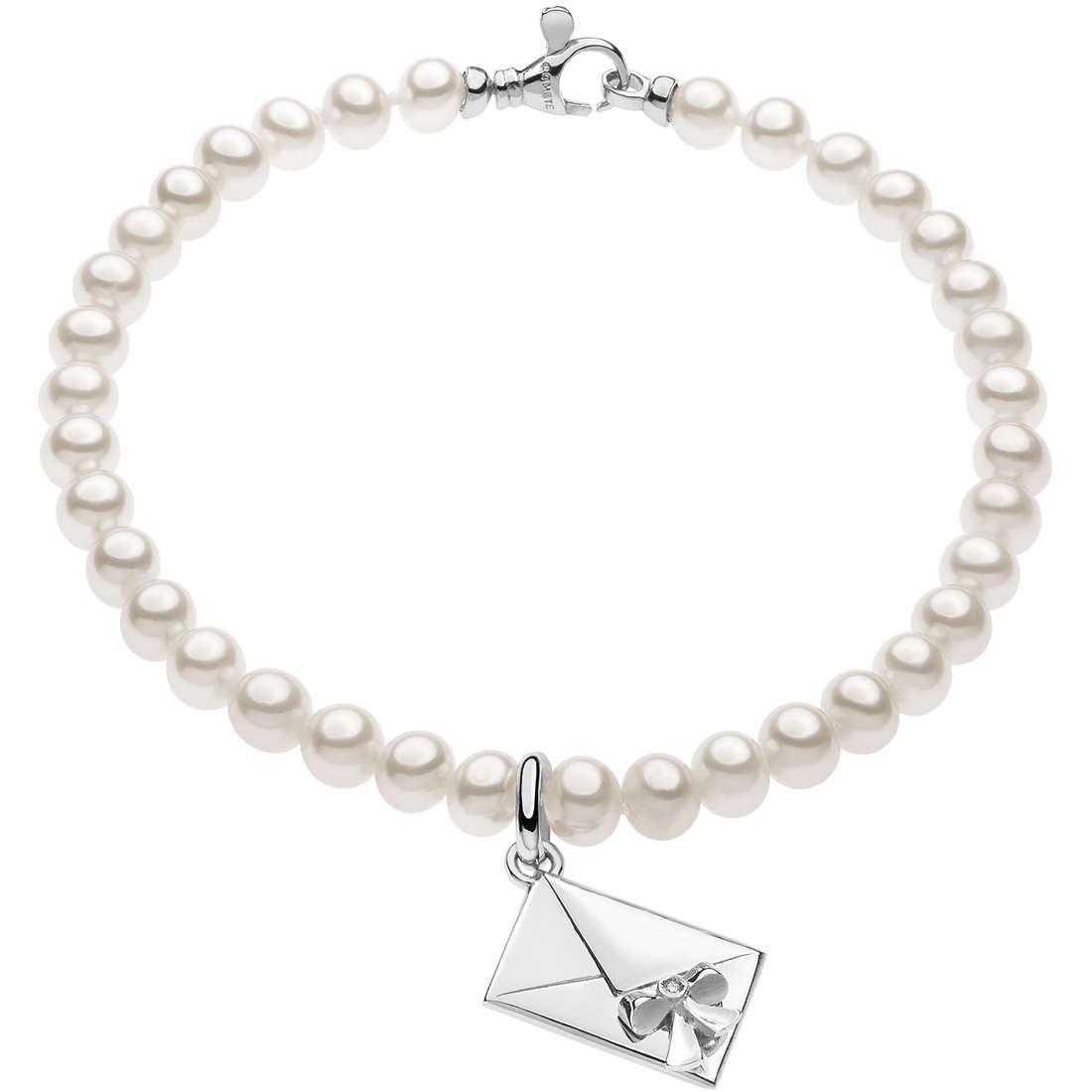 bracciale donna gioielli Comete Pensieri Preziosi BRQ 216