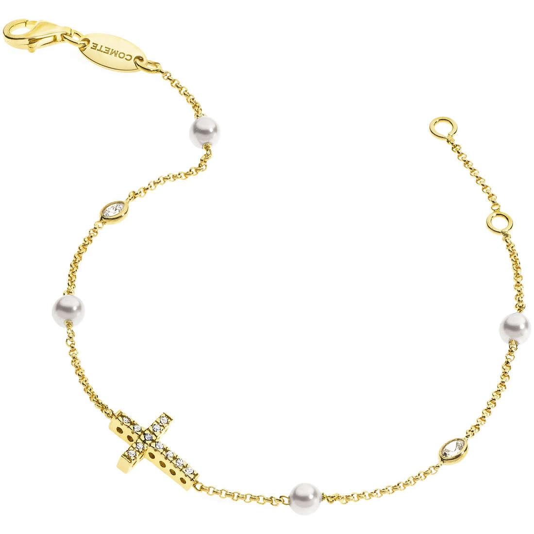 bracciale donna gioielli Comete Perla BRA 121