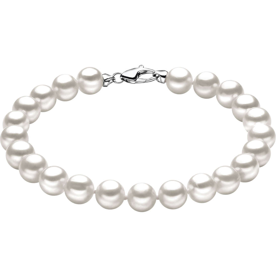 bracciale donna gioielli Comete Perla BRQ 113 G