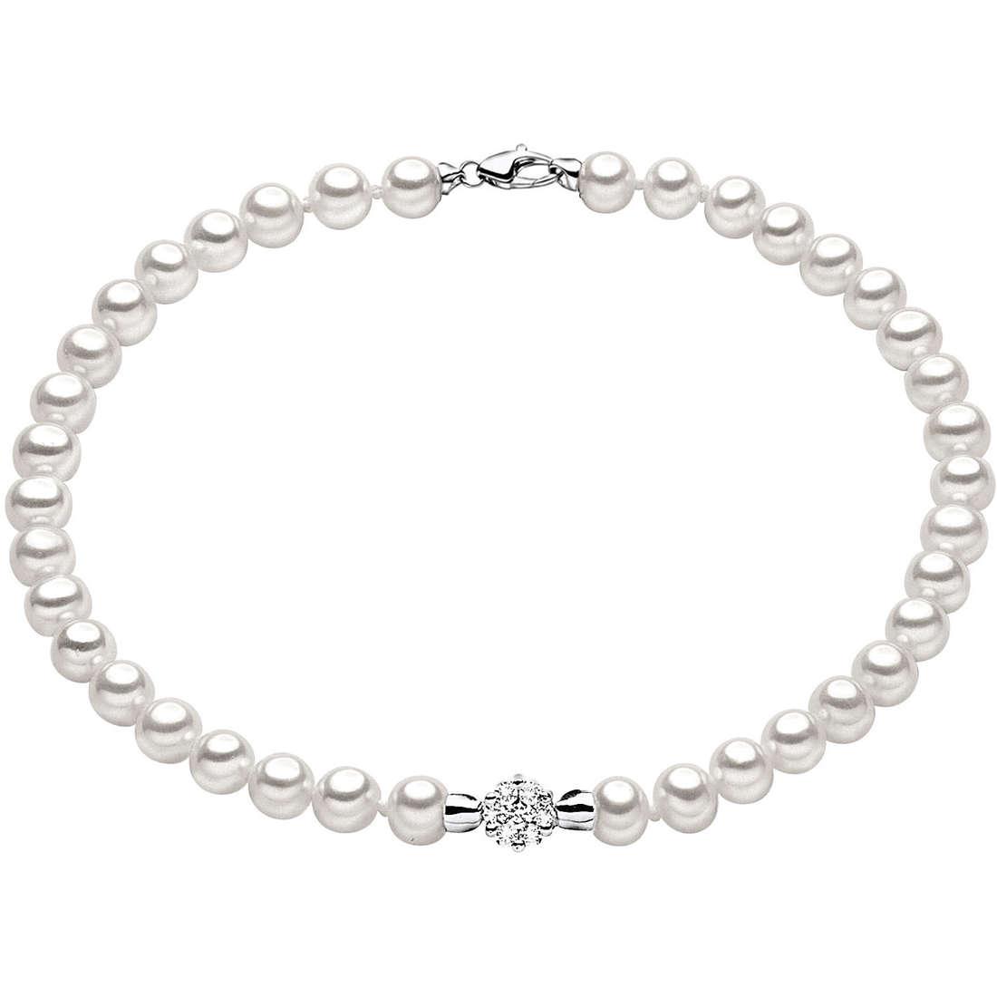 bracciale donna gioielli Comete Perla BRQ 122