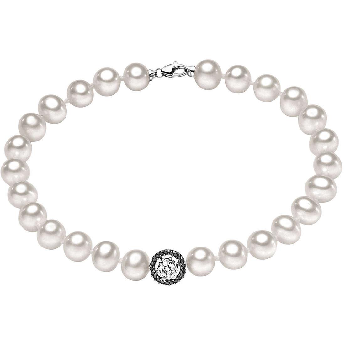 bracciale donna gioielli Comete Perla BRQ 125