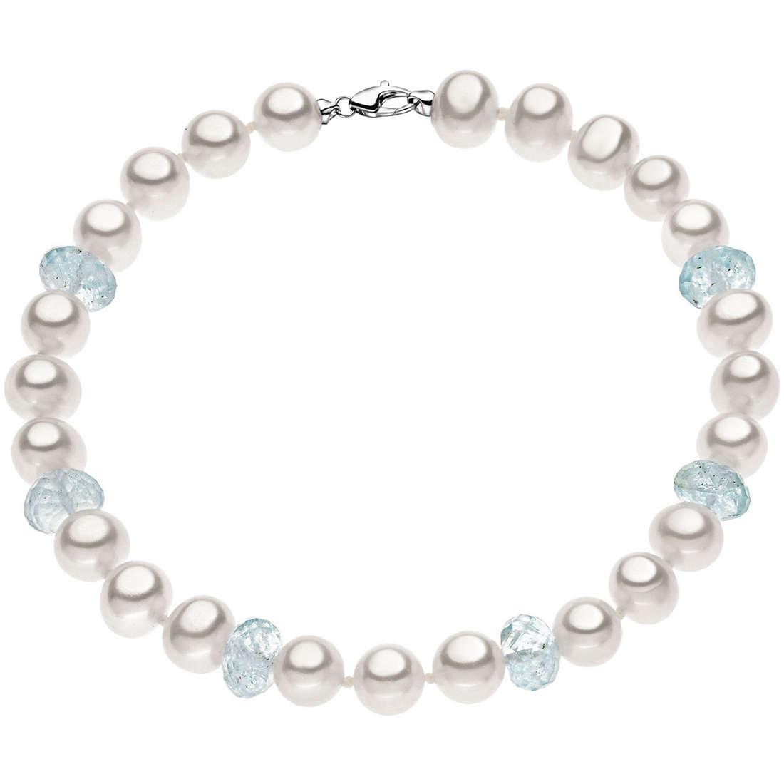 bracciale donna gioielli Comete Perla BRQ 127
