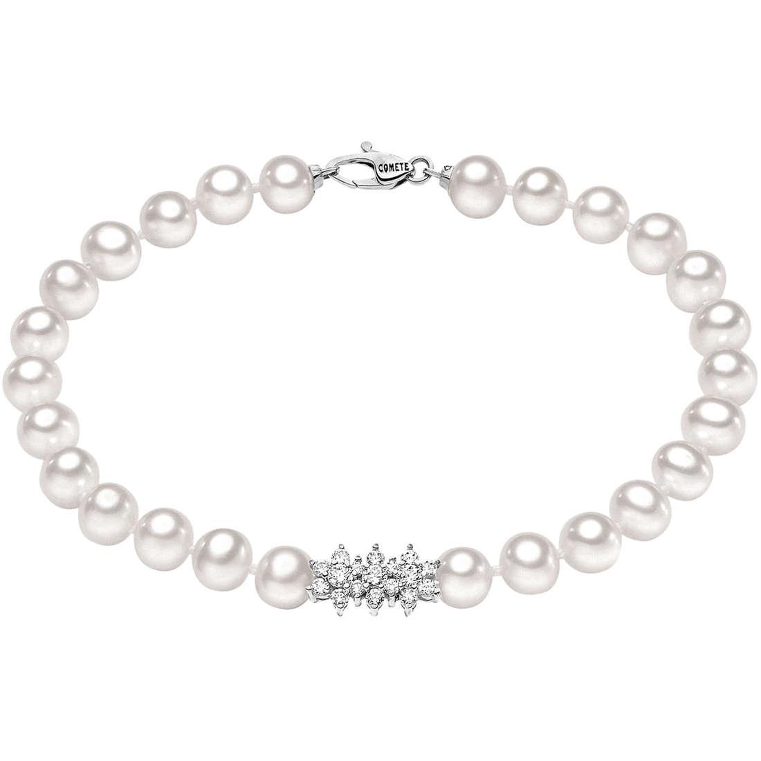 bracciale donna gioielli Comete Perla BRQ 130