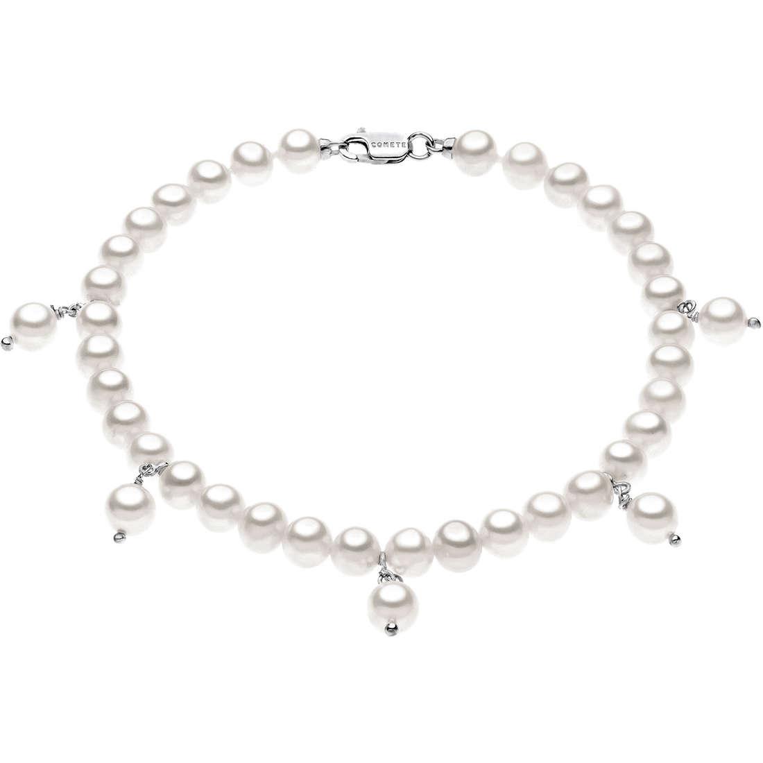 bracciale donna gioielli Comete Perla BRQ 140