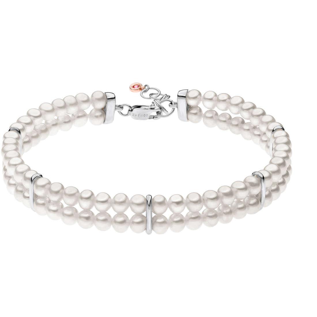 bracciale donna gioielli Comete Perla BRQ 145