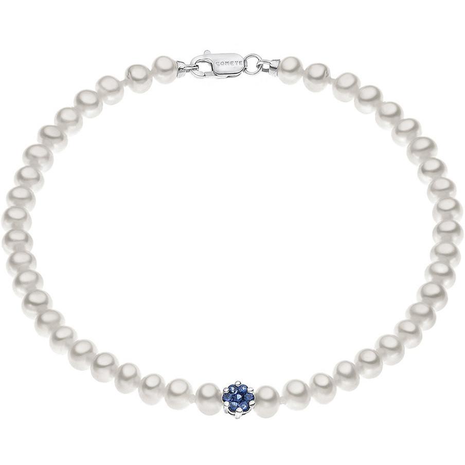 bracciale donna gioielli Comete Perla BRQ 148