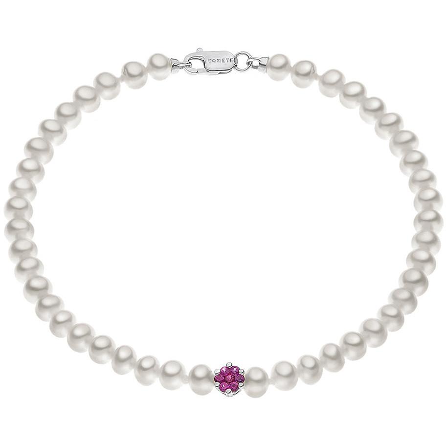 bracciale donna gioielli Comete Perla BRQ 149