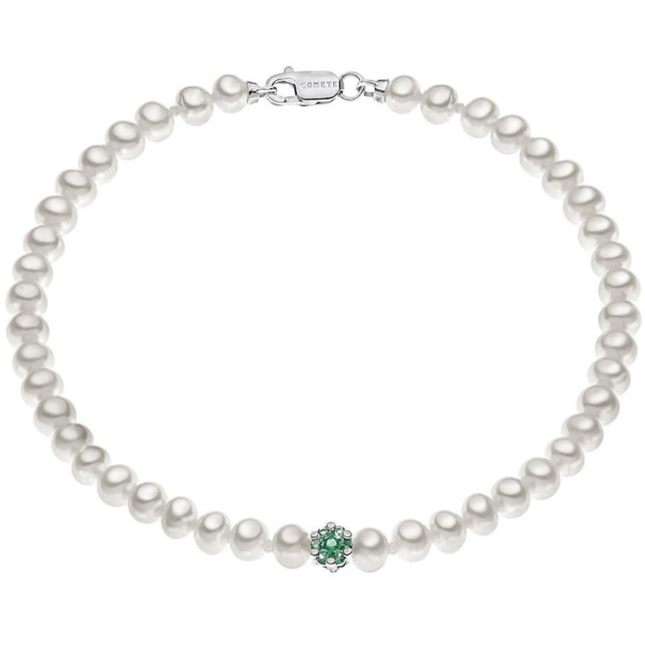 bracciale donna gioielli Comete Perla BRQ 150