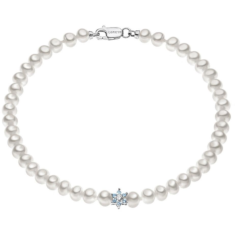 bracciale donna gioielli Comete Perla BRQ 152