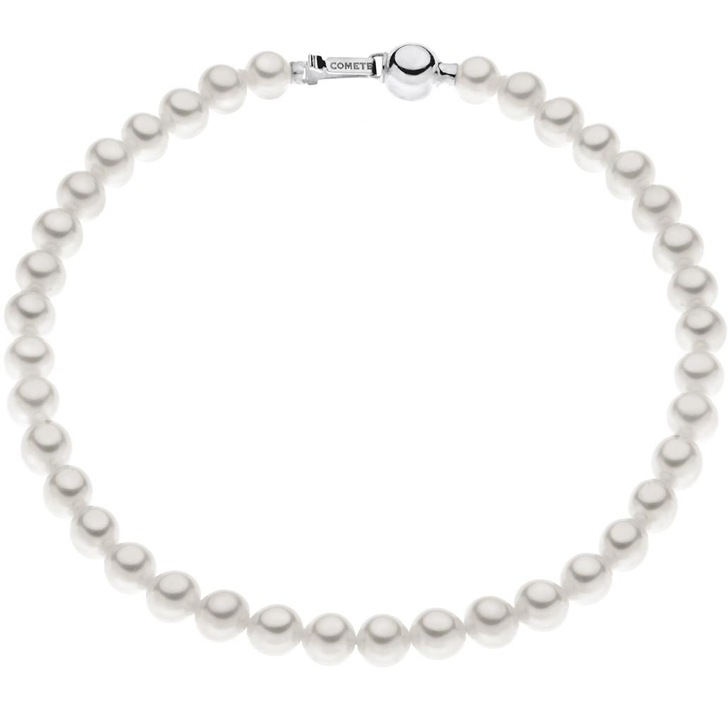 bracciale donna gioielli Comete Perla BRQ 156 B