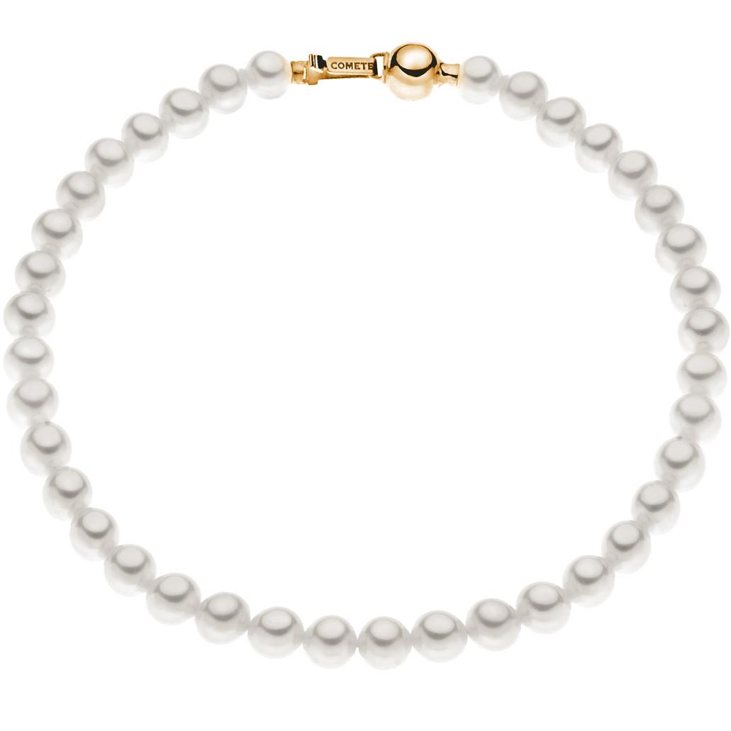 bracciale donna gioielli Comete Perla BRQ 156 G